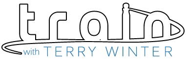 Train with Terry Winter Logo