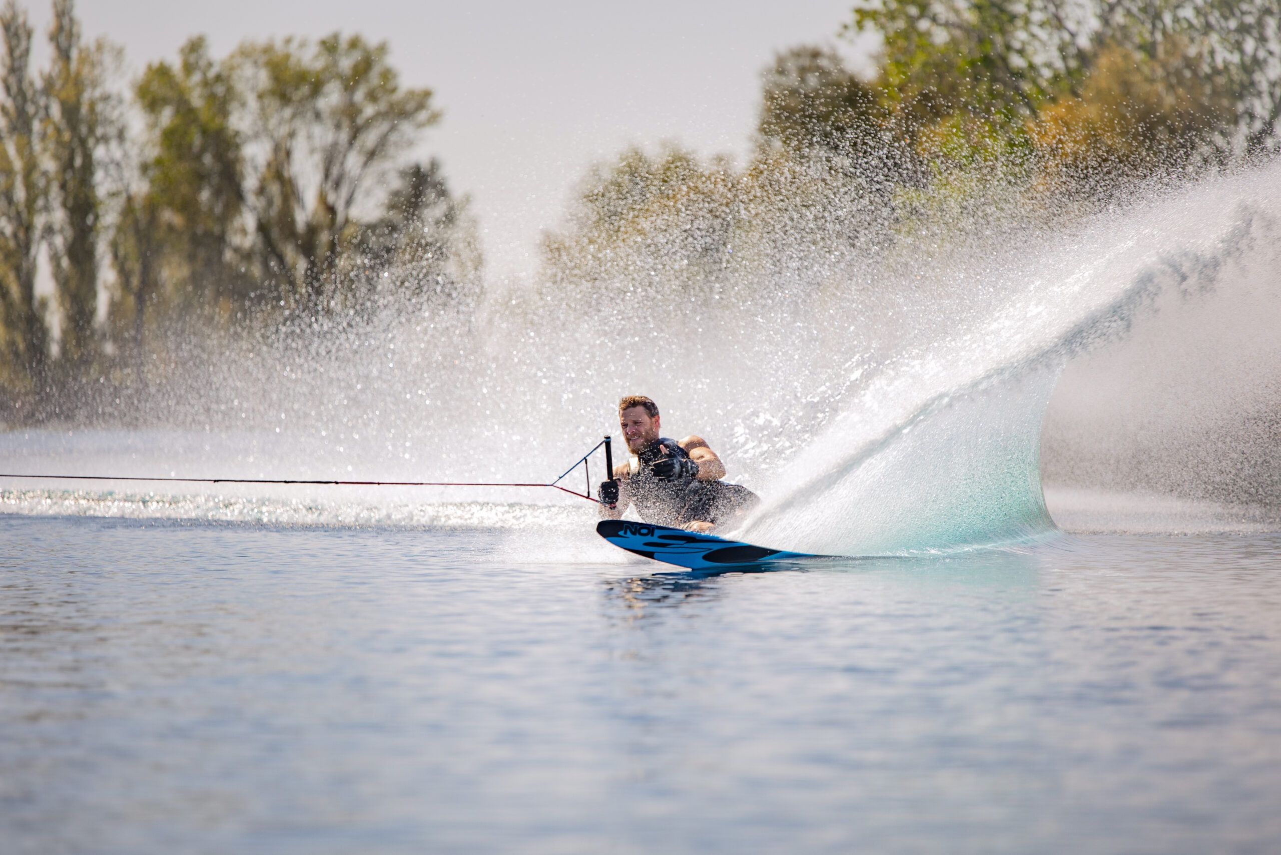 Learn to Water Ski Train with Terry Winter